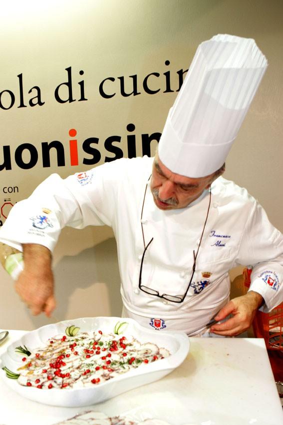 Elementi di accademia l acqua il blog di buonissimo - Corsi cucina brescia ...