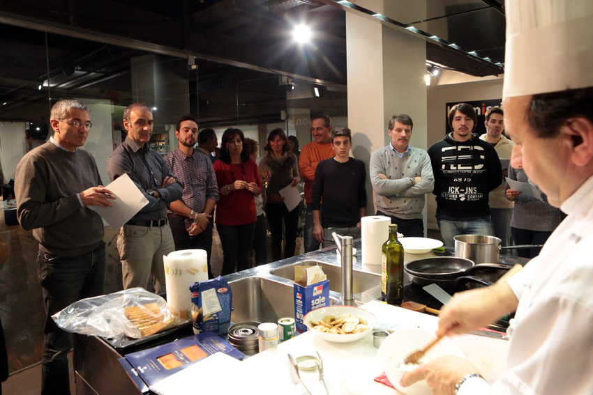 Idea regalo per natale un corso di cucina di buonissimo - Corsi cucina brescia ...
