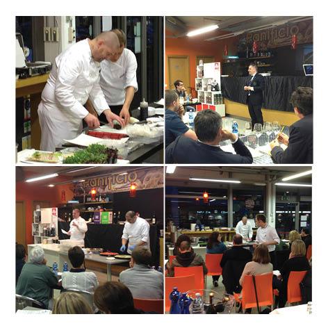 10 anni di buonissimo il blog di buonissimo gourmet - Corsi cucina brescia ...